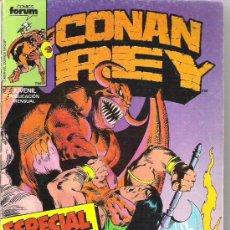 Cómics: CONAN REY LOS REYES DEL FUEGO Y LA OSCURIDAD NUMERO 15. Lote 5827121