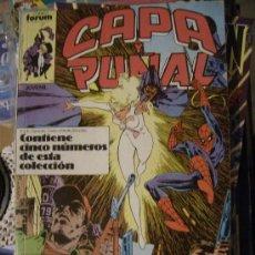 Cómics: CAPA Y PUÑAL RETAPADO NÚMEROS 1 AL 5. FORUM.. Lote 6090140