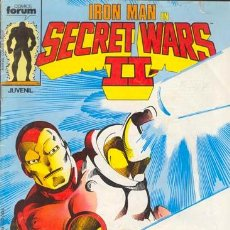 Cómics: IRON MAN Nº 17 / SECRET WARS II / 1986. Lote 25797197