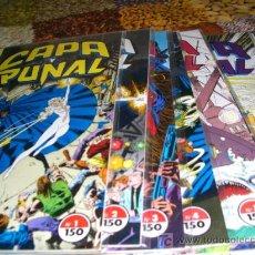 Cómics: CAPA Y PUÑAL LOTE 9 COMICS. Lote 23297829