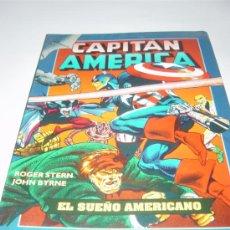 Cómics: CAPITÁN AMÉRICA: EL SUEÑO AMERICANO DE STERN Y JOHN BYRNE COL. OBRAS MAESTRAS Nº 10 PLANETA 1995. Lote 20511705