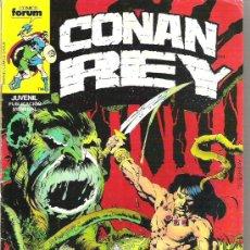 Cómics: CONAN REY - LOS SAQUEADORES DE R`SHANN NUM 16. Lote 6302721