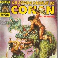 Cómics: LA ESPADA SALVAJE DE CONAN - EL PODER DEL HONOR ****NUM 124. Lote 6303605