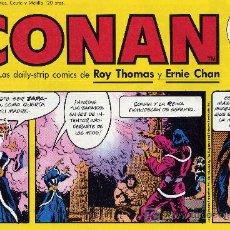 Cómics: CONAN Nº 3 (TIRAS DIARIAS DE ROY THOMAS Y ERNIE CHAN). Lote 6464091
