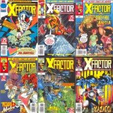 Cómics: X FACTOR VOLUMEN II NUMEROS 25 AL 33 (NUEVE NUMEROS CONSECUTIVOS). Lote 26193482