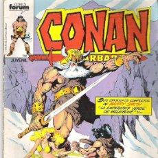 Cómics: CONAN EL BARBARO - LA HIJA DEL GIGANTE HELADO NUM 76 FORUM 1985. Lote 6667091