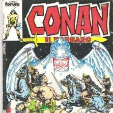 Cómics: CONAN EL BARBARO -LA SOMBRA DEL BUITRE ***NUM 80 1986 BARRY SMITH. Lote 6678286