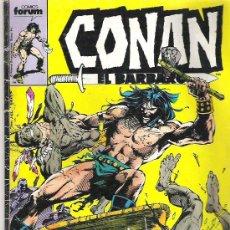 Cómics: CONAN EL BARBARO - VIDA EN LA ISLA NUM 156***1987. Lote 6678300