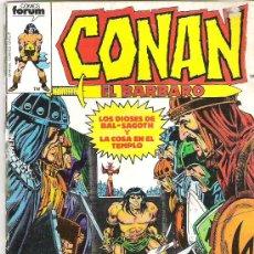 Cómics: CONAN EL BARBARO - LOS DIOSES DE BAL NUM 77 ***1985. Lote 6678318