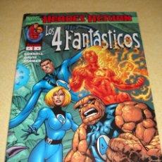 Cómics: LOS 4 FANTASTICOS. Nº1 HEROES RETURN.. Lote 27590941