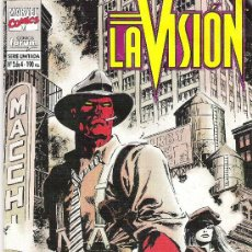 Cómics: LA VISION- NUM 2. Lote 6772424