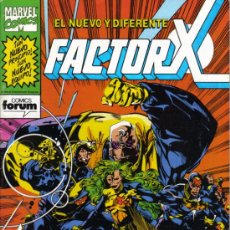 Cómics: FACTOR X 56. Lote 6779751