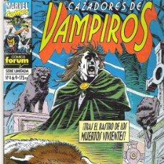 Cómics: CAZADORES DE VAMPIROS **** TRAS EL RASTRO DE LOS MUERTOS VIVIENTES *** SERIE LIMITADA EL NUM 4. Lote 6780446