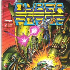 Cómics: CYBER FORCE - ASALTO CON DAMA MORTAL NUM 4. Lote 6780519