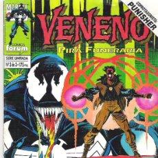 Cómics: VENENO -PIRA FUENRARIA NUM 3. Lote 6780544