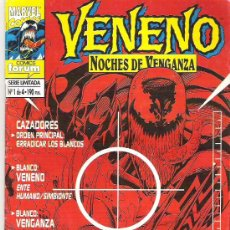 Cómics: VENENO - NOCHES DE VENGANZA *** NUM 1. Lote 6780548