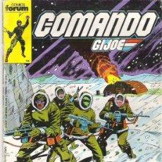 Cómics: COMANDO GIJOE - PANICO EN EL POLO NORTE ****NUM 2 ****1987. Lote 6786662