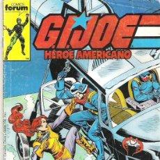 Cómics: GIJOE - EL DIPLOMATICO ***1987 / NUM 7. Lote 6787586
