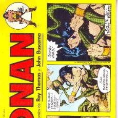Cómics: CONAN Nº 1.LOS DAILY-STRIP COMICS DE ROY THOMAS Y JOHN BUSCEMA. Lote 6798118