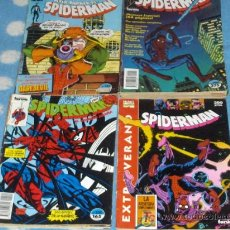 Cómics: SPIDERMAN VOL 1 131 171 198 200 EXTRA 201 204 205 206 207 212 231 245 246 261 VERANO 91. Lote 14012053