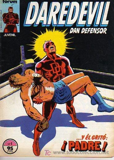 DAREDEVIL VOL 1 Nº 1 DE LA COLECCION (Tebeos y Comics - Forum - Daredevil)