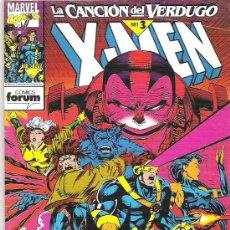 Cómics: X MEN -LA CANCION EL VERDUGO -VOL 1 NUM 14 ***1993. Lote 7225429
