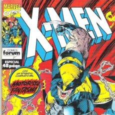 Cómics: X MEN --CONTRA EL NIDO+++++VOL 1 NUM 9 ***1993. Lote 7228583
