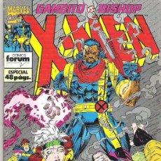 Cómics: X MEN -COLMILLOS Y GARRAS -VOL 1 NUM 8***1993. Lote 7228590