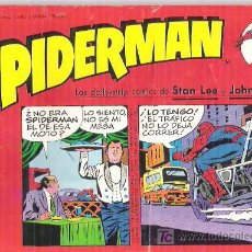 Cómics: SPIDERMAN - LAS DAILY-TRIPS COMMICS DE STAN LEE Y JOHN ROMITA NUM 17 1989. Lote 7239175