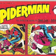 Cómics: SPIDERMAN - LAS DAILY-TRIPS COMMICS DE STAN LEE Y JOHN ROMITA NUM 15 1989. Lote 7239233