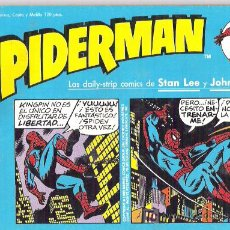 Cómics: SPIDERMAN - LAS DAILY-TRIPS COMICS DE STAN LEE Y JOHN ROMITA NUM 14 1989. Lote 7239252