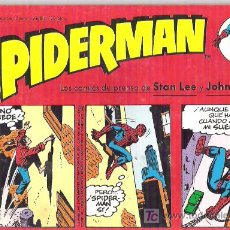 Cómics: SPIDERMAN - LAS DAILY-TRIPS COMICS DE STAN LEE Y JOHN ROMITA NUM 11 1989. Lote 7239275
