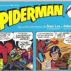Cómics: SPIDERMAN - LAS DAILY-TRIPS COMICS DE STAN LEE Y JOHN ROMITA NUM 10 1989. Lote 7239288