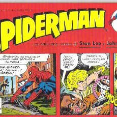 Cómics: SPIDERMAN - LAS DAILY-TRIPS COMICS DE STAN LEE Y JOHN ROMITA NUM 7 1989. Lote 7239298