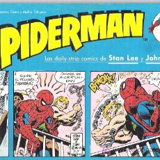 Cómics: SPIDERMAN - LAS DAILY-TRIPS COMICS DE STAN LEE Y JOHN ROMITA NUM 6 1989. Lote 7239304