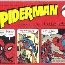 Cómics: SPIDERMAN - LAS DAILY-TRIPS COMICS DE STAN LEE Y JOHN ROMITA NUM 5 1989. Lote 7239322