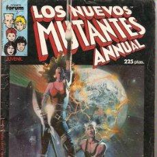Cómics: LON NIEVOS MUTANTES. ANUAL. ESPECIAL PRIMAVERA.FORUM.. Lote 7241800