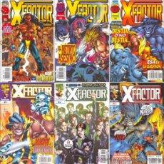 Cómics: X FACTOR VOLUMEN II NUMEROS 10, 12, 15, 35, 36 Y 39 (ULTIMO DEL VOLUMEN). Lote 26193483