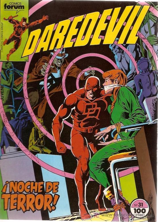 DAREDEVIL VOL.º Nº 31 FORUM (Tebeos y Comics - Forum - Daredevil)