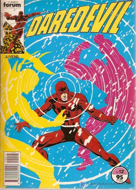 DAREDEVIL VOL.º Nº 12 FORUM (Tebeos y Comics - Forum - Daredevil)
