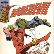 Cómics: DAREDEVIL VOL.º Nº 9 FORUM. Lote 7421350