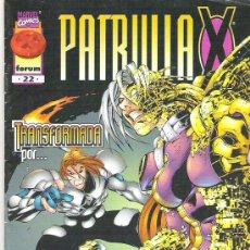 Cómics: PATRULLA X - LA FALANGE **** NUM 22 ****1998. Lote 7532983