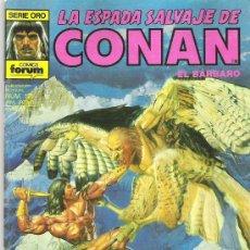 Cómics: LA ESPADA SALVAJE DE CONAN ***DISCIPULO *** NUM 121. Lote 7571447