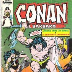 Comics - CONAN EL BARBARO - MUERTE ENTRE LAS RUINAS **** NUM 7 - 7592359