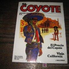 Cómics: EL COYOTE Nº 16 EDICIONES FORUM 1983. Lote 7604423