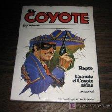 Cómics: EL COYOTE Nº 17 EDICIONES FORUM 1983. Lote 7604444