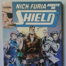 Cómics: NICK FURIA VOL.1 FORUM NÚMEROS 1 A 6. Lote 25767188