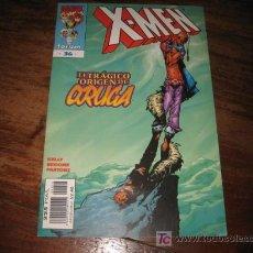 Cómics: X-MEN Nº36 EL TRAGICO ORIGEN DE ORUGA . Lote 7697310