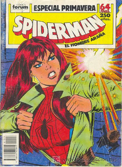 SPIDERMAN ESPECIAL PRIMAVERA (Tebeos y Comics - Forum - Spiderman)