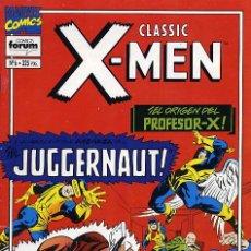 Cómics: X-MEN. EL ORIGEN DEL PROFESOR X. Nº 6. MARVEL. Lote 27614576